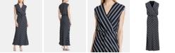 Lauren Ralph Lauren Striped Maxidress