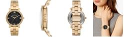Michael Kors Women's Norie Gold-Tone Stainless Steel Bracelet Watch 38mm
