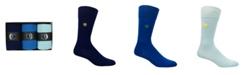 Love Sock Company Men's 3 Socks Box Set