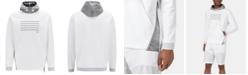Hugo Boss BOSS Men's Contrast-Hood Sweatshirt