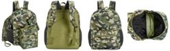 Accessory Innovations Little & Big Boys 5-Pc. Camo-Print Backpack Set