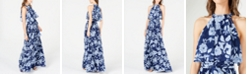 INC International Concepts I.N.C. High-Low Maxi Dress, Created for Macy's