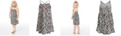 Epic Threads Toddler Girls Zebra-Print Dress, Created for Macy's