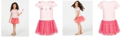 Epic Threads Toddler Girls Bunny Tulle Dress, Created for Macy's