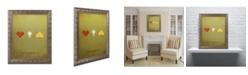 """Trademark Global Christian Jackson 'Oz' Ornate Framed Art - 11"""" x 14"""""""