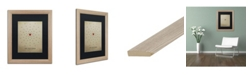 "Trademark Global Christian Jackson 'Pied Piper' Matted Framed Art - 16"" x 20"""