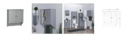 RiverRidge Home RiverRidge Ashland Collection 2-Door Wall Cabinet