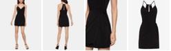 BCBGeneration Side-Tie Sheath Dress