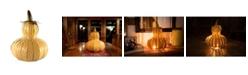Desert Steel Gourd Luminary