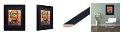 "Trademark Global Dean Russo 'Frankenstein' Matted Framed Art - 11"" x 14"""