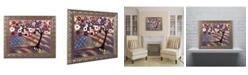 "Trademark Global Natasha Wescoat '028' Ornate Framed Art - 11"" x 14"""