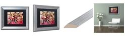 "Trademark Global Natasha Wescoat '055' Matted Framed Art - 11"" x 14"""
