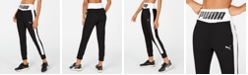 Puma Modern Sports Striped Track Pants
