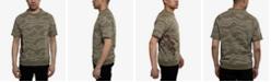 Sean John Men's Side Tiger T-Shirt