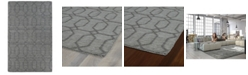 "Kaleen Imprints Modern IPM03-75 Gray 3'6"" x 5'6"" Area Rug"