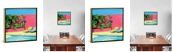 """iCanvas 0.5 by Ieva Baklane Gallery-Wrapped Canvas Print - 37"""" x 37"""" x 0.75"""""""