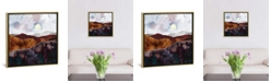 """iCanvas Distant Light by Spacefrog Designs Gallery-Wrapped Canvas Print - 26"""" x 26"""" x 0.75"""""""