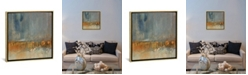 """iCanvas Coming Home by Pamela Harmon Gallery-Wrapped Canvas Print - 18"""" x 18"""" x 0.75"""""""