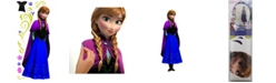 York Wallcoverings Frozen's Anna with Cape Giant Peel and Stick Wall Decals