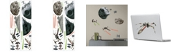 York Wallcoverings Star Wars Classic Spaceships Pands Wall Decals