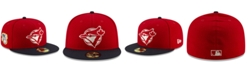 New Era Toronto Blue Jays Stars and Stripes 59FIFTY Cap