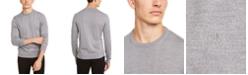 Calvin Klein Men's Solid Crew-Neck Sweater