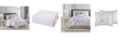 Charisma Riva Cotton Printed Queen 4 Piece Comforter Set