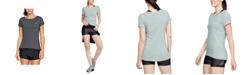 Under Armour Women's HeatGear Armour Short Sleeve