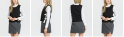 English Factory Combo Vest Top