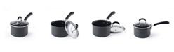 Cook N Home 1.5-Quart Anodized Nonstick Saucepan, Model 2632