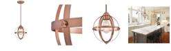Westinghouse Lighting Stella Mira One-Light Indoor Mini Pendant