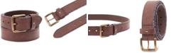 Tommy Hilfiger Men's Casual Faux-Leather Belt