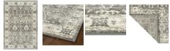 Kaleen McAlester MCA05-75 Gray 2' x 3' Area Rug