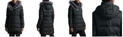The North Face Women's Dealio Faux-Fur-Trim Hooded Parka Coat