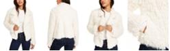 Self Esteem Juniors' Faux Fur Jacket