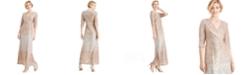 R & M Richards Sequin Dress