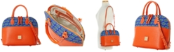 Dooney & Bourke Florida Gators Saffiano Zip Satchel