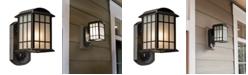 Maximus Camera Porch Light, HD Camera with Siren Alarm, Smart Motion Detection