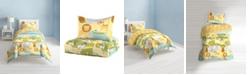 Dream Factory Safari Animals 2-Piece Twin Comforter Set