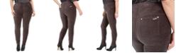 Michael Kors Plus Size Corduroy Leggings