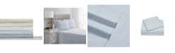 Charisma 400TC Percale Cotton Full Sheet Set
