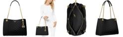 Michael Kors Susan Quilted Shoulder Bag