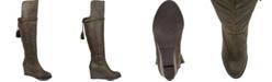 Journee Collection Women's Wide Calf Jezebel Boot