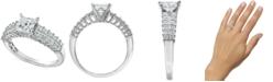 Macy's Diamond Princess Ring (1-3/4 ct. t.w.) in 14k White Gold