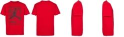 Jordan Big Boys Cotton Jumpman Graphic-Print T-Shirt