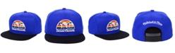 Mitchell & Ness Denver Nuggets 2 Tone Classic Snapback Cap