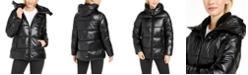 Calvin Klein Oversized Hooded Puffer Jacket