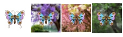 Creative Motion Hanging Stained Glass Garden decor