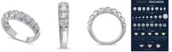Macy's Certified Diamond (2 ct. t.w.) Ring in 14k White Gold