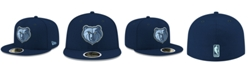 New Era Big Boys Memphis Grizzlies Basic 59FIFTY Fitted Cap